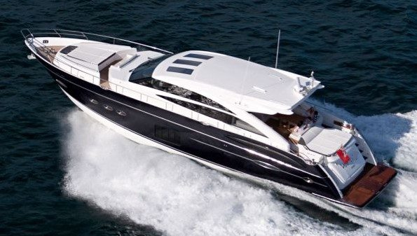 PRINCESS V 72 – MARBELLA